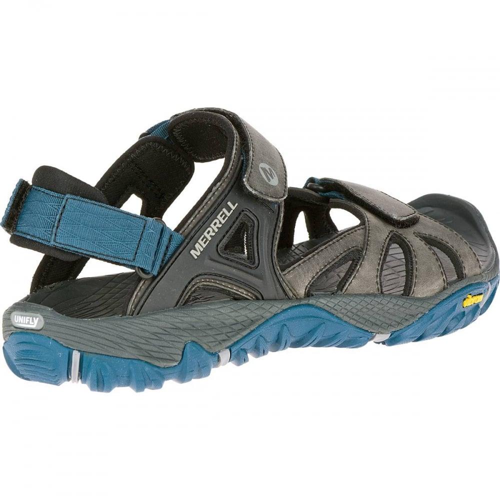 Merrell Damen All Out Blaze Sieve Aqua Schuhe: