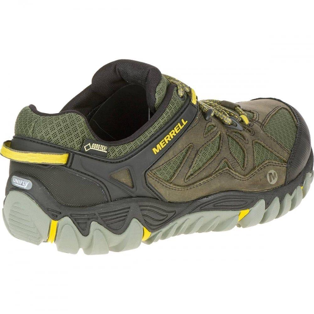 Merrell All Out Blaze Ventilator Gore Tex Schuhe für Herren