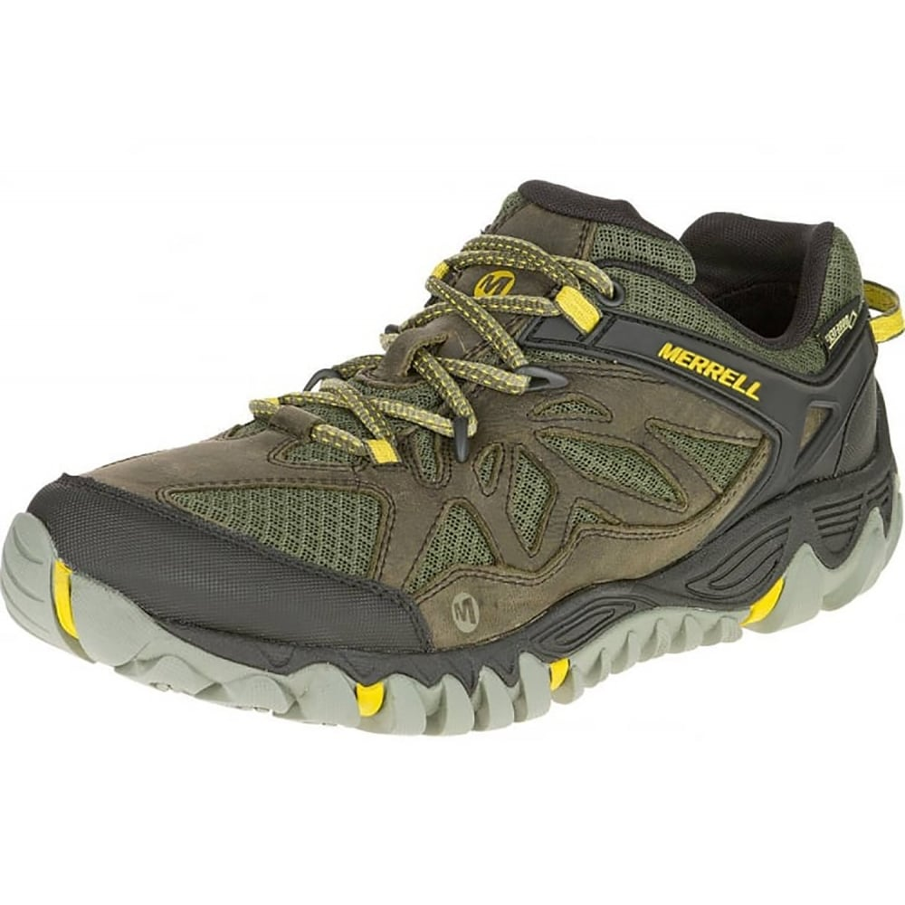 Merrell All Out Blaze Ventilator Herren Sneaker Braun