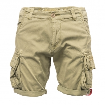 Alpha Industries Crew Mens Shorts