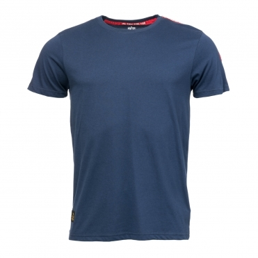 Alpha Industries Mens RBF Tape T-Shirt
