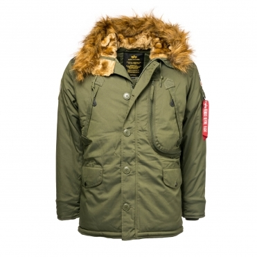 Alpha Industries Polar Mens Jacket