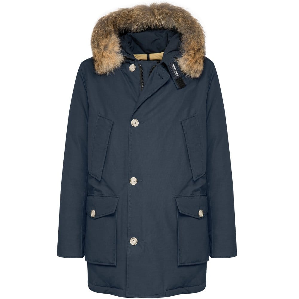 woolrich arctic mens parka df herren from cho fashion lifestyle uk. Black Bedroom Furniture Sets. Home Design Ideas