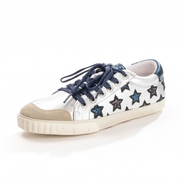Ash Majestic Baby Soft Womens Star Trainers