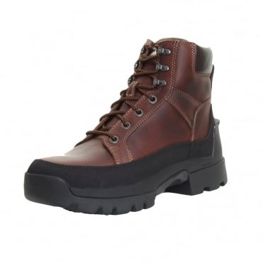 Balmoral Lace Up Boots
