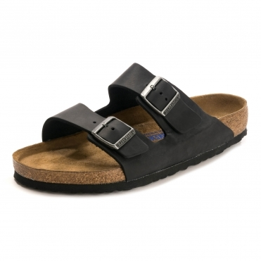 Birkenstock Arizona NU Oiled SFB Mens Sandals