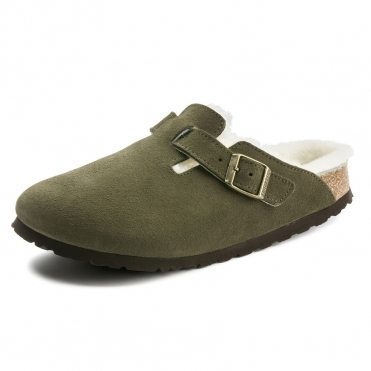 Birkenstock Boston VL Sheepskin