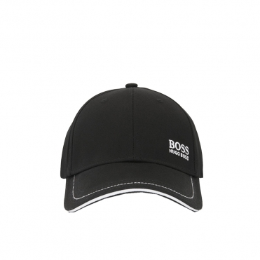 Boss Baseball Embroidered Logo Cap