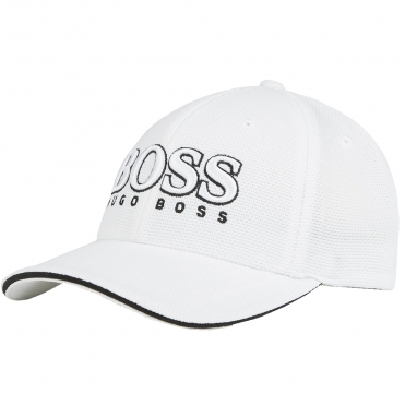Boss Baseball Logo Technical Cap