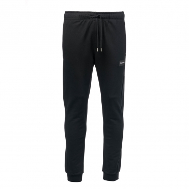 Calvin Klein Cotton Logo Badge Mens Sweat Pants