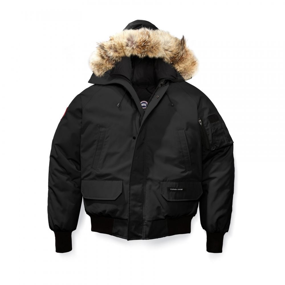 ba8ef2a38 Canada Goose Chilliwack Mens Bomber Jacket - Herren from CHO Fashion ...