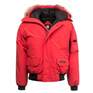 Canada Goose Chilliwack Removable Fur Mens Bomber