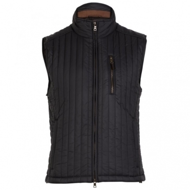 Channel Quilt Mens Gilet (AW16)