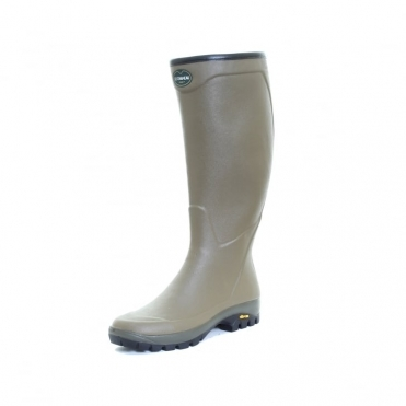 Country Vibram Mens Wellington Boot