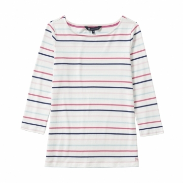 Crew Clothing Essential Breton Womens Top (AW17)