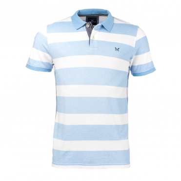 Crew Clothing Mens Oxford Polo