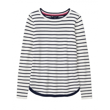 Crew Clothing Stripe Mix Womens Jumper