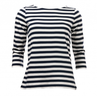 Crew Clothing Ultimate Breton Womens Jersey S/S 18