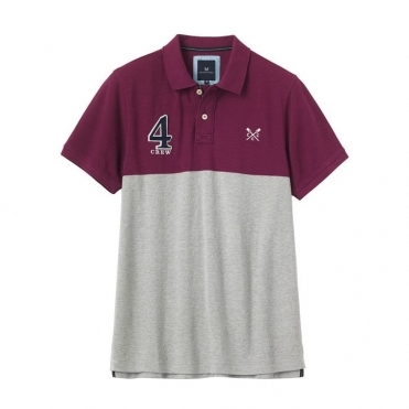 Crew Numbers Polo
