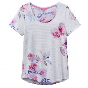 Daily Print Jersey Ladies T-Shirt (W)