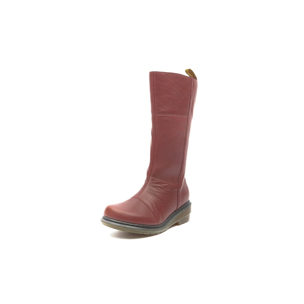 ffd7648b0ef9 Dr Martens Moll Charla Calf Zip Ladies Boot - Schuhe from CHO ...