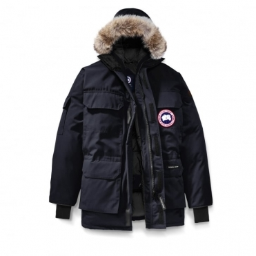 Expedition Mens Parka