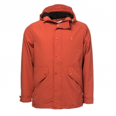 Farah Brodie SNPCF HD Mens Coat