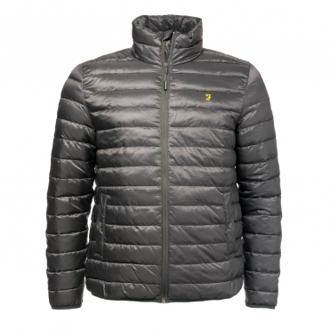 Farah Shawland Mens Quilted Jacket