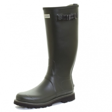 Field Balmoral II Mens Wellington Boot