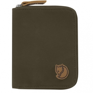 Fjallraven Mens Zip Wallet