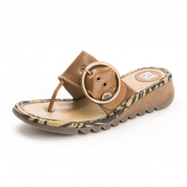 Fly London Trims Womens Sandal