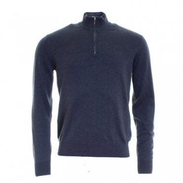 FN GG Half Zip Mens Jumper