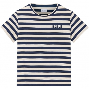 GANT Girls Womens Tee S/S 18