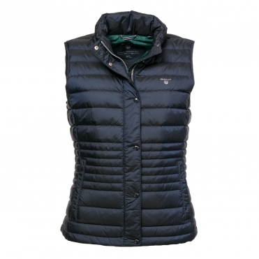 GANT Light Down Womens Vest