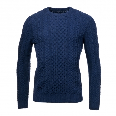 GANT Love Aran Mens Sweater