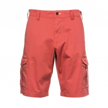 GANT O1. Relaxed Twill Utility Mens Shorts