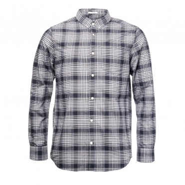 GANT Regular Heavy Oxford Check Mens Shirt