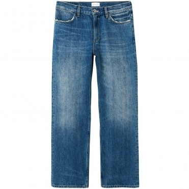 GANT Selvedge Loose Womens Jeans S/S 18