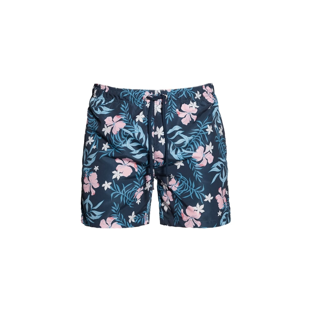 d8e78e69 GANT Summer Floral Mens Swim Shorts S/S 18 - Herren from CHO Fashion ...