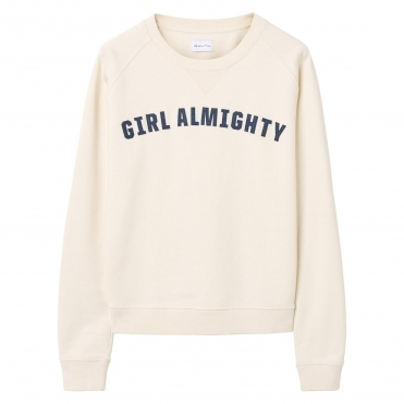 GANT The Almighty Womens Sweat S/S 18