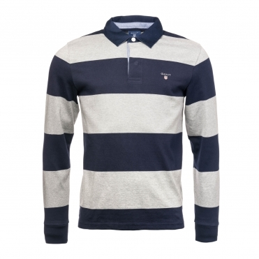 GANT The Original Barstripe Heavy Mens Rugger