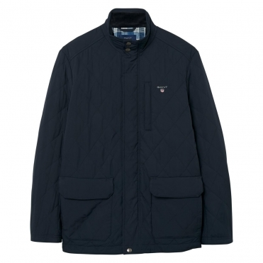 GANT The Quilted City Mens Jacket