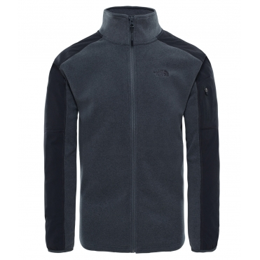 Glacier Delta Full Zip Mens Fleece
