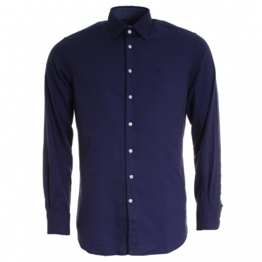 GMT Dyed Oxford Mens Shirt (AW16)