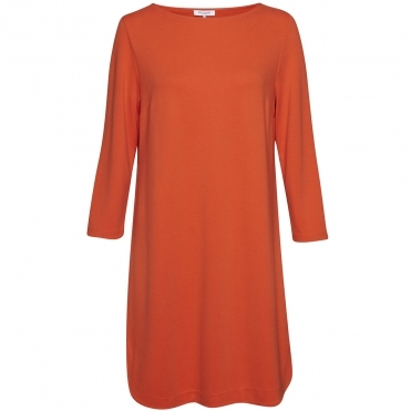 Great Plains Joelle Jersey 3/4 Sleeve Womens Dress