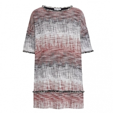 Great Plains Romany Scribble Tunic Womens Dress