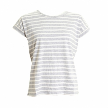 Great Plains Take It Easy Crew Neck Womens Tee