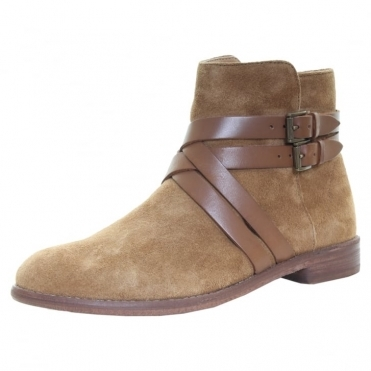 HUDSON LONDON Atlas Suede Womens Boot