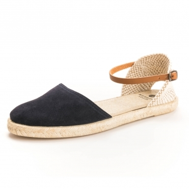 HUDSON LONDON Borneo Womens Suede Sandal