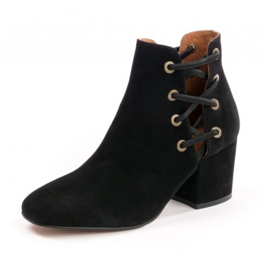 HUDSON LONDON Kris Suede Womens Shoe